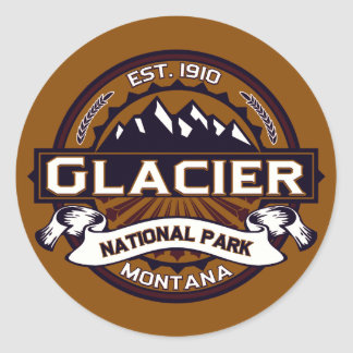 Glacier National Park Stickers