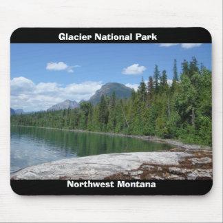 Glacier Park Montana Mouse Mat