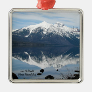 Glacier Park Ornament! Christmas Ornament