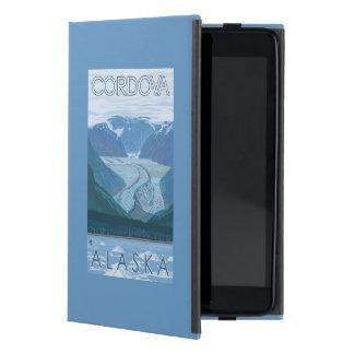 Glacier Scene - Cordova, Alaska Cases For iPad Mini