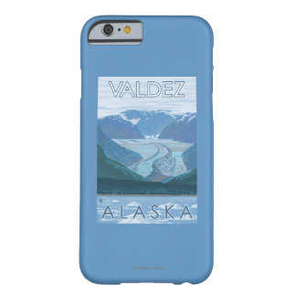 Glacier Scene - Valdez, Alaska Barely There iPhone 6 Case