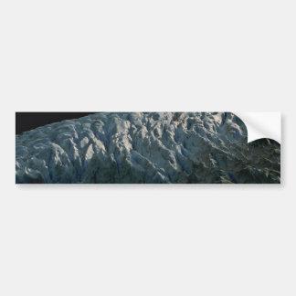 Glacier Slope Bumper Stickers