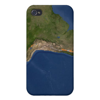 Glaciers in regions of South America iPhone 4/4S Cover