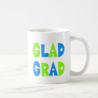 Glad to be a Grad Graduation 2012 Basic White Mug