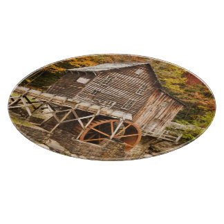 Glade Creek Grist Mill, Babcock State Park, 2 Cutting Board