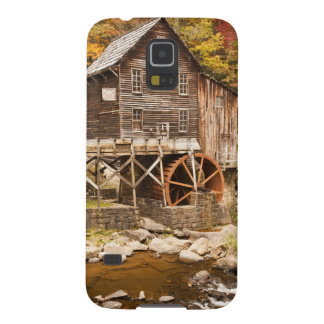 Glade Creek Grist Mill, Babcock State Park, 2 Galaxy S5 Covers