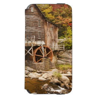 Glade Creek Grist Mill, Babcock State Park, 2 Incipio Watson™ iPhone 6 Wallet Case