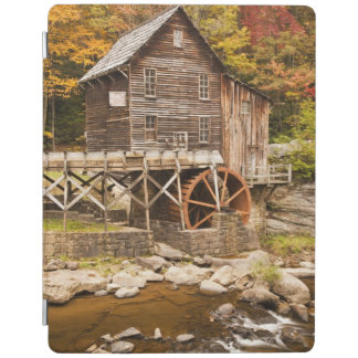 Glade Creek Grist Mill, Babcock State Park, 2 iPad Cover