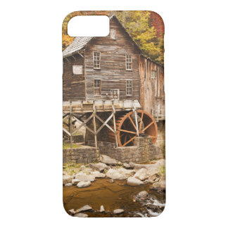 Glade Creek Grist Mill, Babcock State Park, 2 iPhone 8/7 Case