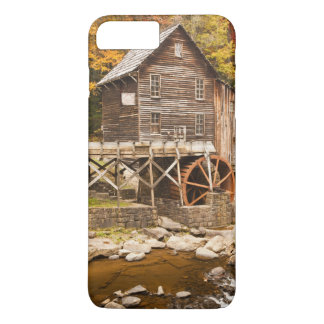 Glade Creek Grist Mill, Babcock State Park, 2 iPhone 8 Plus/7 Plus Case