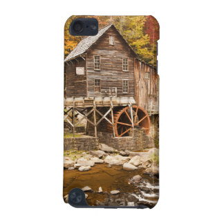 Glade Creek Grist Mill, Babcock State Park, 2 iPod Touch 5G Covers