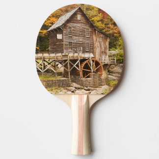 Glade Creek Grist Mill, Babcock State Park, 2 Ping Pong Paddle