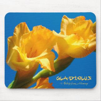Gladiolus Mauspads