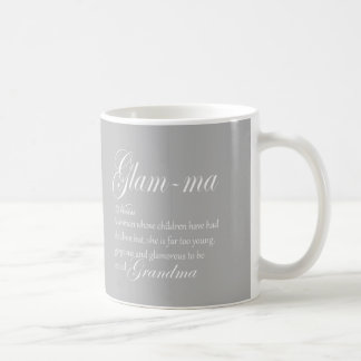GLAM MA grandma definition Coffee Mug