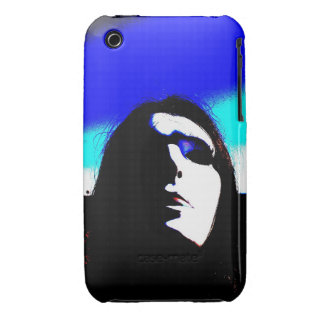 Glam Man Case-Mate iPhone 3 Case