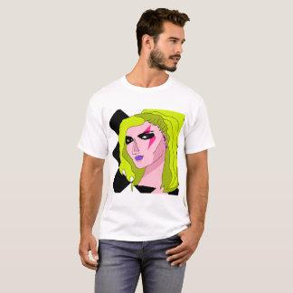 Glam Rock Goddess T-Shirt