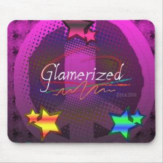 Glamerized Mouse Pad