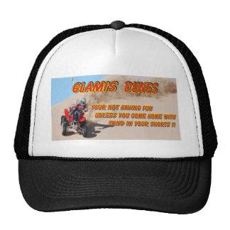 GLAMIS DUNES MESH HATS