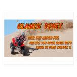 GLAMIS DUNES POSTCARDS
