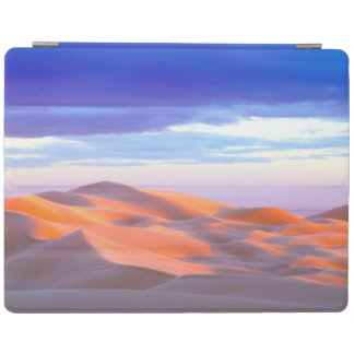 Glamis Sand Dunes at sunset iPad Cover