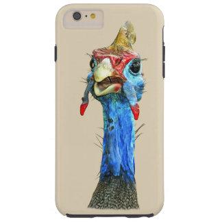 Glamorous Guineafowl Tough iPhone 6 Plus Case