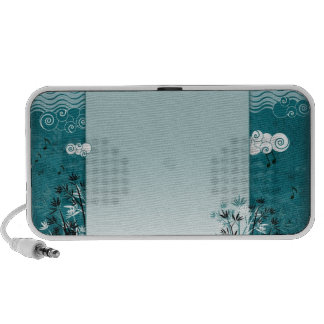 glamorous music mini speaker