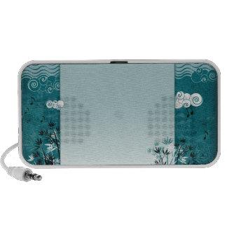 glamorous music iPod speaker
