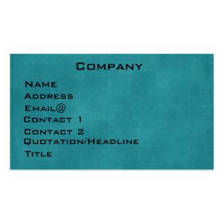 Glamorous Profile Card Business Card Templates