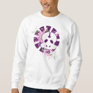 Glamorous Skull for him Sweatshirt