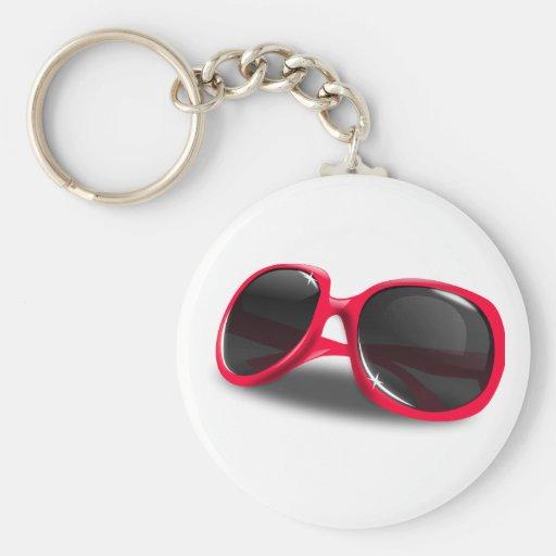 Glamorous Sunglasses Key Chain