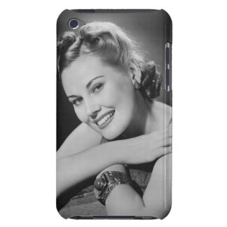 Glamorous Woman iPod Touch Case