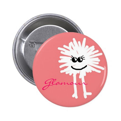 Glamour Buttons