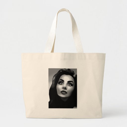 Glamour Canvas Bags