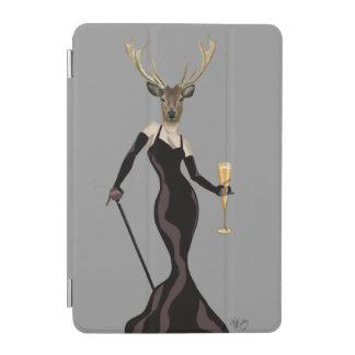 Glamour Deer in Black 2 iPad Mini Cover