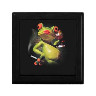 Glamour Frog Smoke Gift Box
