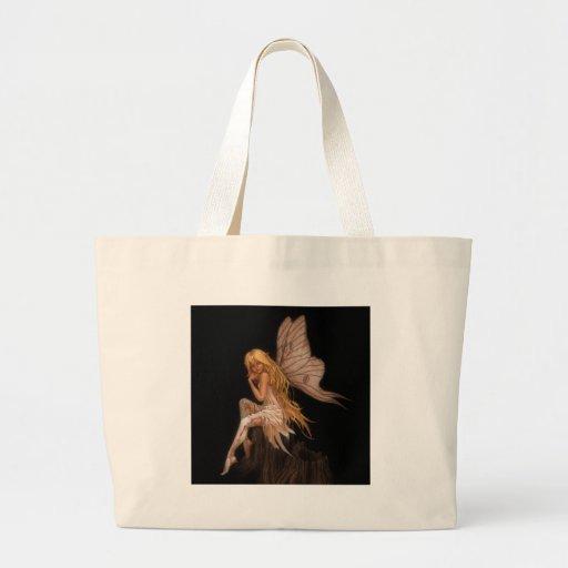 Glamour Girl Fairy Canvas Bag