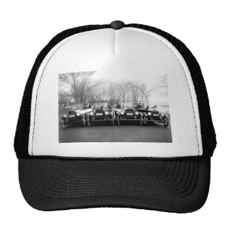 Glamour Girls Classic Cars Vintage Photo Mesh Hat
