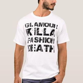 Glamour Killa Fashion Death T-Shirt