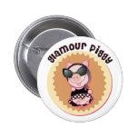 Glamour_Piggy Buttons