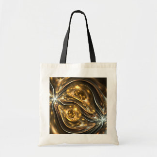 Glamour puss budget tote bag