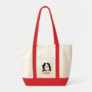 Glamour Tote Impulse Tote Bag