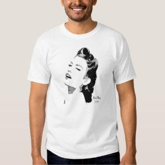 Glamour Vamp - Vicki T Shirts
