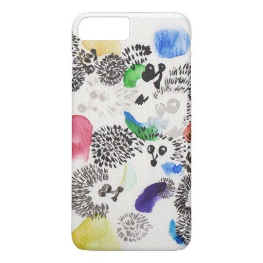 glamourous hedgehog iPhone 8 plus/7 plus case