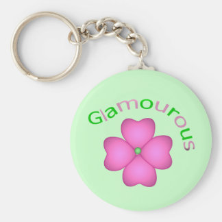Glamourous Key Ring