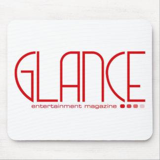 Glance Custom Merchandise Mouse Pad