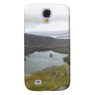 Glanmore Lake from Healy Pass Ireland. Galaxy S4 Case