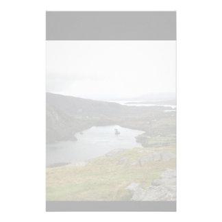 Glanmore Lake from Healy Pass Ireland Custom Stationery