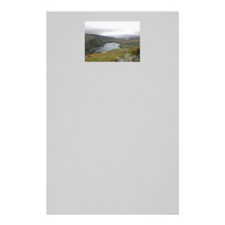 Glanmore Lake from Healy Pass Ireland. Personalized Stationery