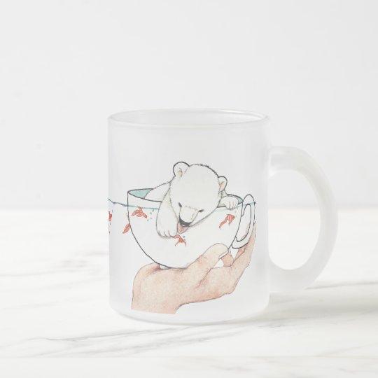 Glas cup hummmm under tasty hummmm