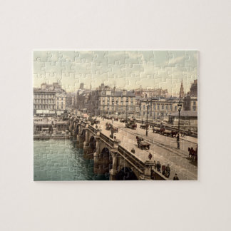 Glasgow Bridge, Glasgow, Scotland Jigsaw Puzzle